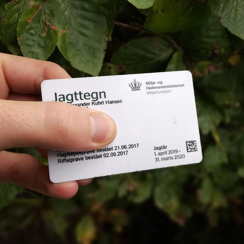 Jagttegn KUN FOR KVINDER! Weekend kursus (Aarhus C)