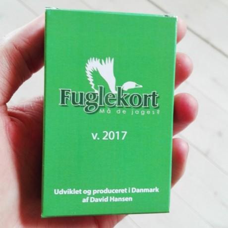 Fuglekort 2018-19