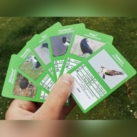Fuglekort 2. oplag