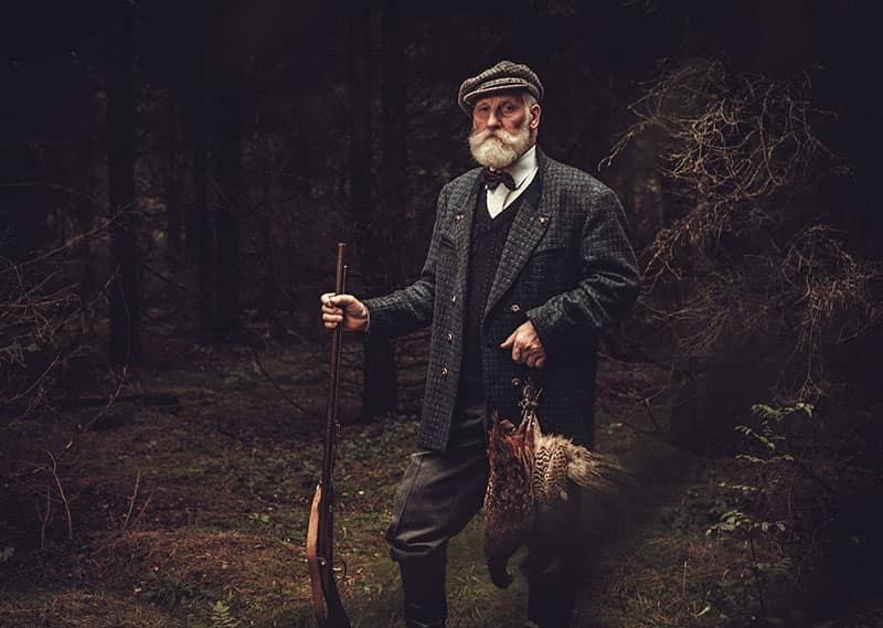 gammel jæger